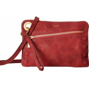 Hammit Tony Flare Distressed Crossbody Bag